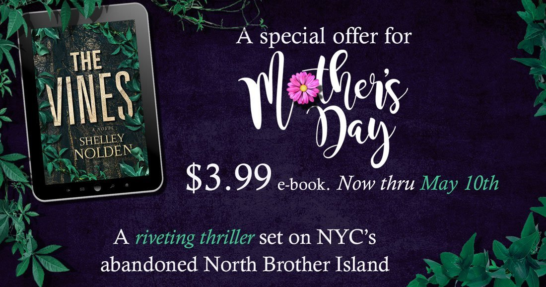 The VINES Mother's Day Special Offer